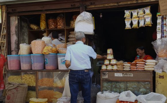What processed foods do Indians buy?
