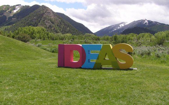 Aspen Ideas Festival: An ideal thinking workshop
